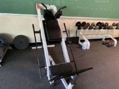 Body Solid Hip Sled (Weight Room 104)