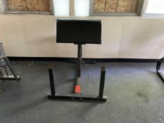 Curl Bench (Weight Room 104)