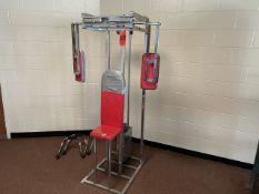 Pec Deck (Weight Room 103)