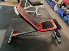 Neider Pro 230 Incline Bench (Weight Room 105)