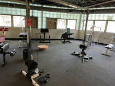 Body Solid Tuff-Stuff Universal High Low Arm Machine (Weight Room 104)