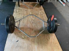 45 lb. Hex Bar (Weight Room 105)