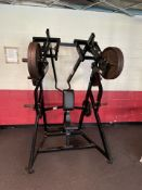 Motion Technolgy Hammer Strength Seated Rowing Machine (Weight Room 105)