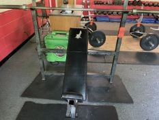 Incline Bench (Weight Room 105)