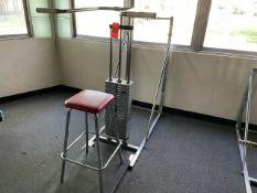 Universal Shoulder Press (Weight Room 104)