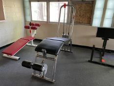 Universal Hamstring Bench (Weight Room 104)