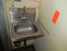 Hand Wash Station, with Sink and Soap Dispenser (Kitchen)