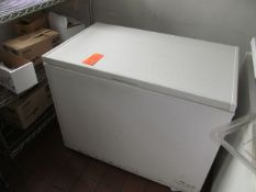 Chest Freezer (Upstairs Storage)