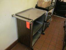 Lot - (2) 3-Tier Serving Carts (Kitchen)