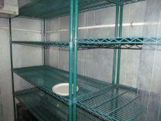 Lot - Racks Inside Freezer (Freezer Not Included) (Upstairs Storage)