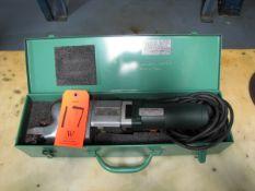 Biax Model 7 ELM Electric Scraper, 0-1600 RPM (Plant #1)