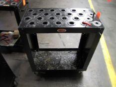 Huot 24-Station Cat 40 Tool Cart (Plant #1)