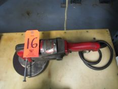 Milwaukee 7/9 in. Electric Angle Grinder, 5000 RPM (Plant #1)