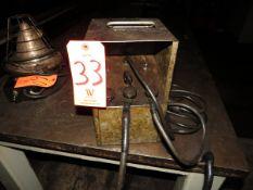 Luma Electric Model 60 1500 Watt Etching Machine (S/N: 117) (Plant #1)