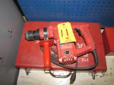 Milwaukee Model Hawk Electric Hammer Drill, 0-900 RPM, 0-450 BPM (Plant #1)