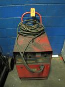 Lincoln Electric Model Pro-Cut 60 Plasma Cutting System, Output: 60A, 115V at 60% Duty Cycle, Max