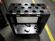 Huot 15-Station Cat 50 Tool Cart (Plant #1)