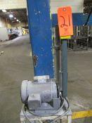 Kalamazoo Model 486-021 1 in. Belt Sander, 1725 RPM, 115/208-230V, 1PH (Plant #1)