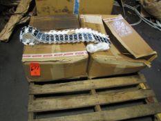 Pallet of 4-Way Plastic Conveyor Belting (Plant #1)