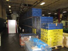 Lot - (90) Pallets of Plastic Dunnage (Plant #1)