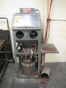 Trinco Model 20/00B Sand Blast Cabinet (Plant #1)