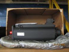 Rexroth Model MDD112D-N-030-N2L-130PB0 3-Phase Synchronous Servo Motor (Plant #1)