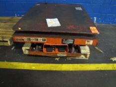 Presto Scissor Lift Table, 2000LB max Capacity (Plant #1)