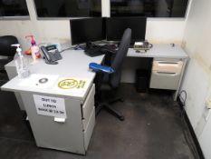 Zebra Model 4M Plus Label Printer (Plant #1)