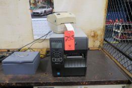 Zebra Model ZT410 Thermal Label Printer (Plant #1)