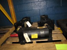 Pallet of Demax Spare Pneumatic Cylinders (Plant #1)