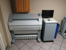 Oce Model TDS400 Printer with Support PC (Plant #1)