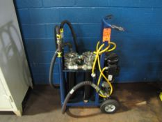 Hydraulic / Fuel Filter, with Cart (Plant #1)