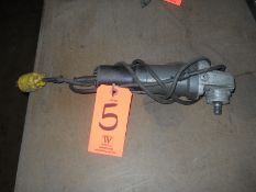 Porter Cable Electric Right Angle Grinder