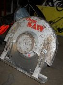 Bosch 12 in. Model Chop Saw Concrete Saw, S/N: 333.139; with Case