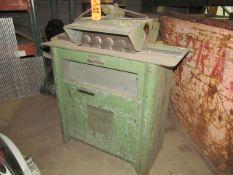 Lockformer 20 ga. Pittsburgh Rollformer, S/N: 16949