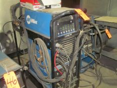 Miller Dynasty 350 Water -Cooled AC/DC Tig & Stick Welder, S/N: LJ400909L; with Coolmate 3.5 System,