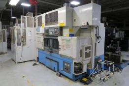 Mazak Model Multiplex 6100Y (S/N: 165114) (2003), Multi-Axis Dual Spindle Turning Center, 6,000 RPM,