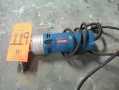 Bosch Right Angle Nibbler