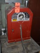 Lincoln 225-Amp Model AC225 AC Lincwelder Welding Power Source, S/N: 7533-005; with Cable & Clamp
