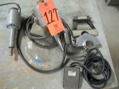 Lot - High Speed Electric Grinders