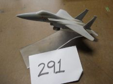 Model F-16 Fighter Airplane
