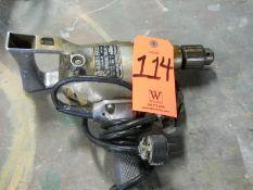"Black & Decker 1/2"" Special Drill, S/N: 2772684"