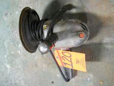 Skil 7 in. Model 5.5 Disc Sander, S/N: 640054