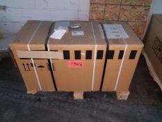 Siemens Spare 40-HP Spindle Motor, unused in box, fits Cincinnati Magnum machining center, pt#