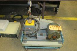 Cenco Hyvac Vacuum Pump (Basement, CY 53, Inspection Laydown)