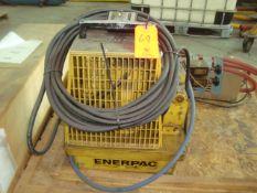 EnerPac Model PER 2042 1-HP Hush Pup Hydraulic Pump. 10,000 psi @ 42 Cu. Inches Per Minute.115/230V,