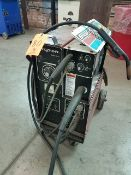 Snap-On MM 140SL 140-Amp Portable Mig Welder, 115v. (bottle tank not included), S/N 9140. (
