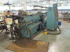 Eaton Leonard VB75-HL Vectorbend CNC Bender, VE-Log controller, 480v. s/n 3949582, A# 41051.
