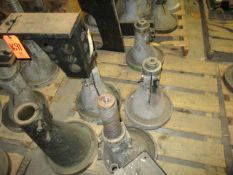 (10) Lake Shore Screw Jacks (Basement BW-69)