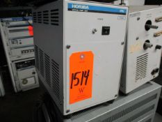 Horiba MEXA-7500HR Vacuum Pump Unit, S/N 85204404L (Basement, CX 32, Cage 6)